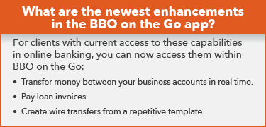 BBO on the Go Enhancements