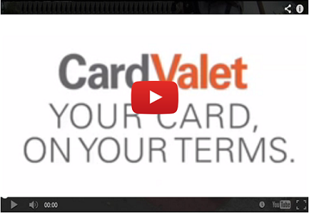 Play the CardValet video